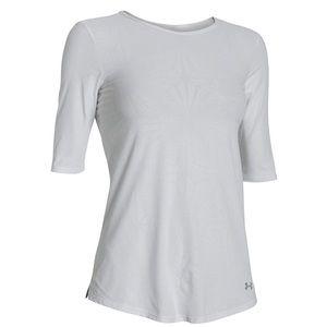 Women's HeatGear CoolSwitch Run Shirt